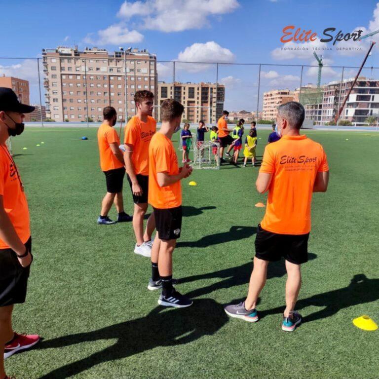 Curso de Fútbol Nivel 1 Alicante
