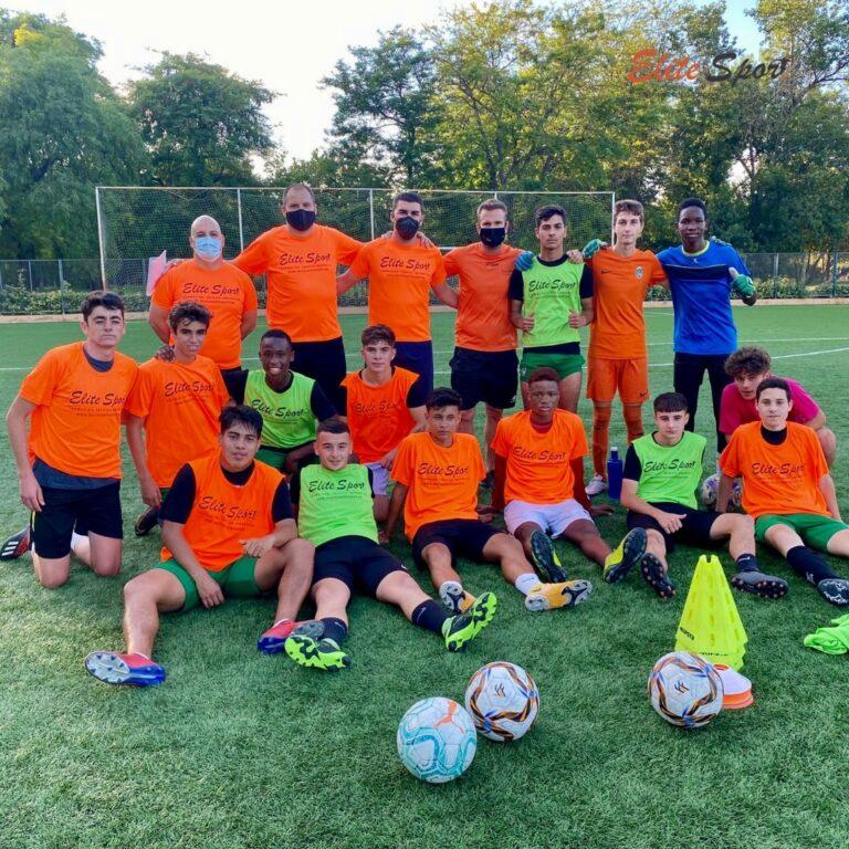 Curso fútbol intensivo 2021